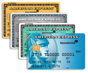 Avance Tarjeta American Express